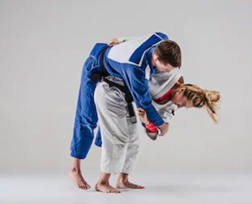 attrezzatura judo