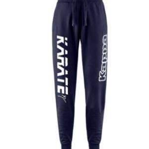 pantalone blu karate