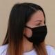 Confezione 10 mascherine nere